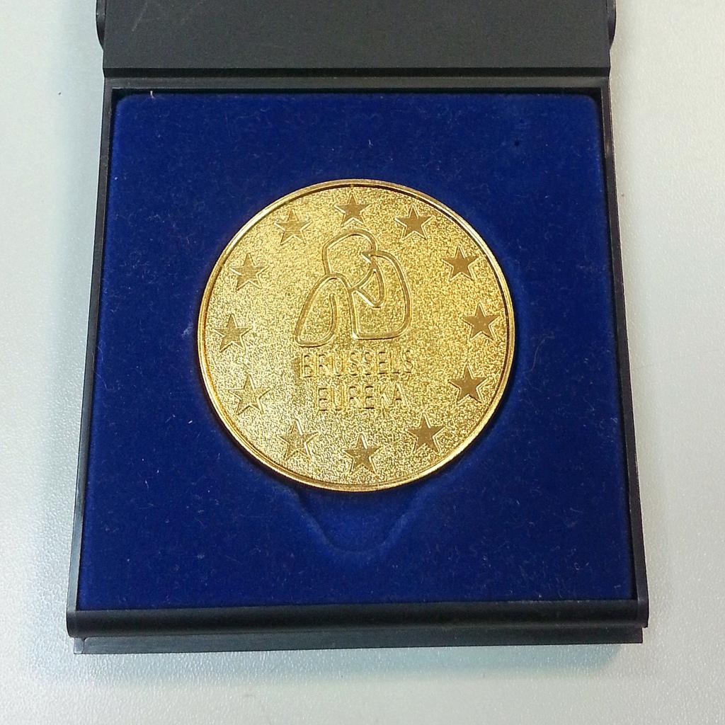Medal Eureka